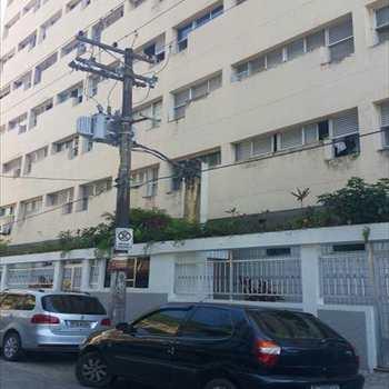 Kitnet em São Vicente, bairro Itararé