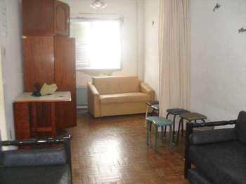 Kitnet, código 54592900 em São Vicente, bairro Itararé