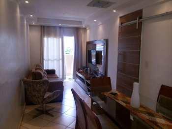 Apartamento, código 54591100 em São Vicente, bairro Jardim Guassu