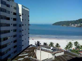 Apartamento, código 54588800 em São Vicente, bairro Centro