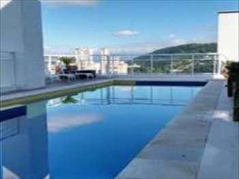 Apartamento, código 54588600 em Santos, bairro Pompéia