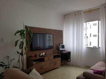 Apartamento, código 54587200 em São Vicente, bairro Gonzaguinha