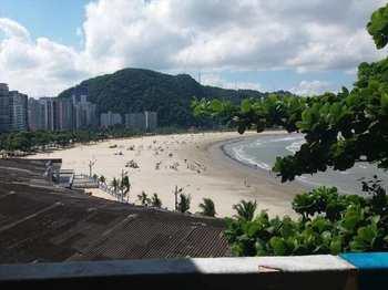 Apartamento, código 54584800 em São Vicente, bairro Ilha Porchat