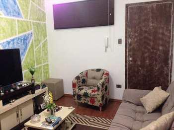 Sala Living, código 54584100 em São Vicente, bairro Centro