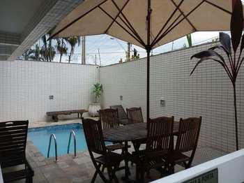 Casa de Condomínio, código 54581200 em São Vicente, bairro Vila Cascatinha