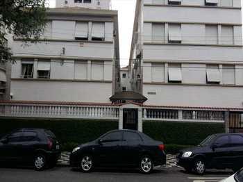 Apartamento, código 54574100 em Santos, bairro Campo Grande