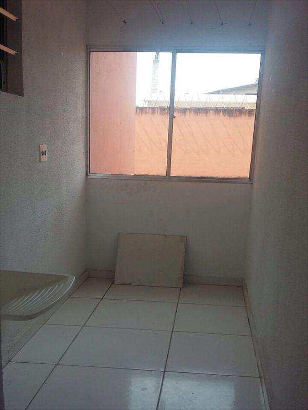 Apartamento em São Vicente, no bairro Samarita