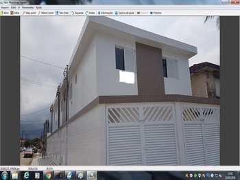 Casa, código 54569100 em São Vicente, bairro Vila São Jorge