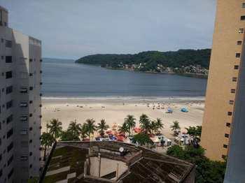 Apartamento, código 54575500 em São Vicente, bairro Centro