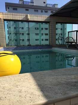 Apartamento, código 54559700 em Santos, bairro Ponta da Praia