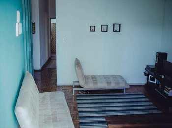 Apartamento, código 54557800 em São Vicente, bairro Itararé