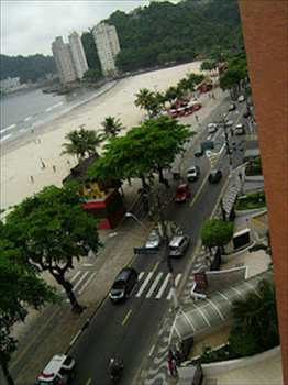 Kitnet, código 54557000 em São Vicente, bairro Centro