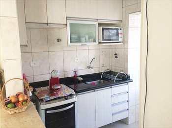 Apartamento, código 54549000 em São Vicente, bairro Centro