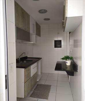 Apartamento, código 54544800 em São Vicente, bairro Centro