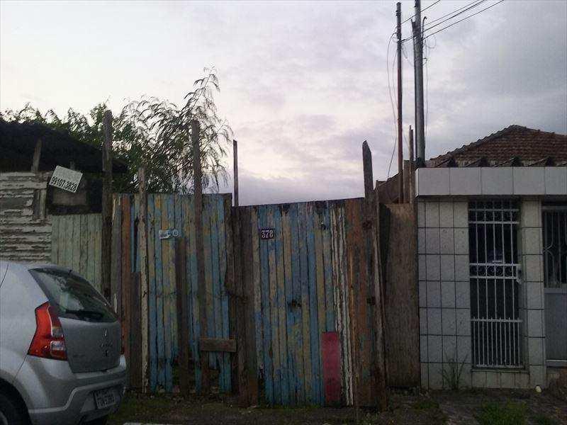 Terreno em Santos, no bairro São Jorge