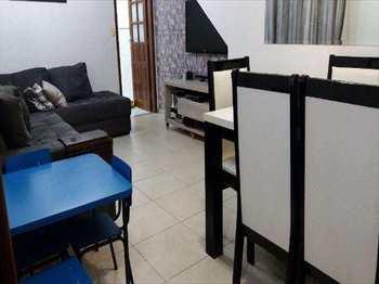 Casa, código 54536100 em São Vicente, bairro Jardim Guassu