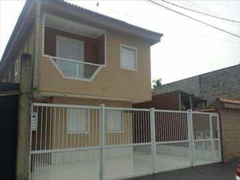 Casa, código 54535300 em São Vicente, bairro Vila Ema