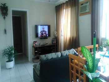 Apartamento, código 54522900 em São Vicente, bairro Centro