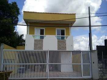 Casa de Condomínio, código 54517300 em Praia Grande, bairro Quietude