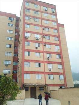 Apartamento, código 54495500 em Santos, bairro Saboó