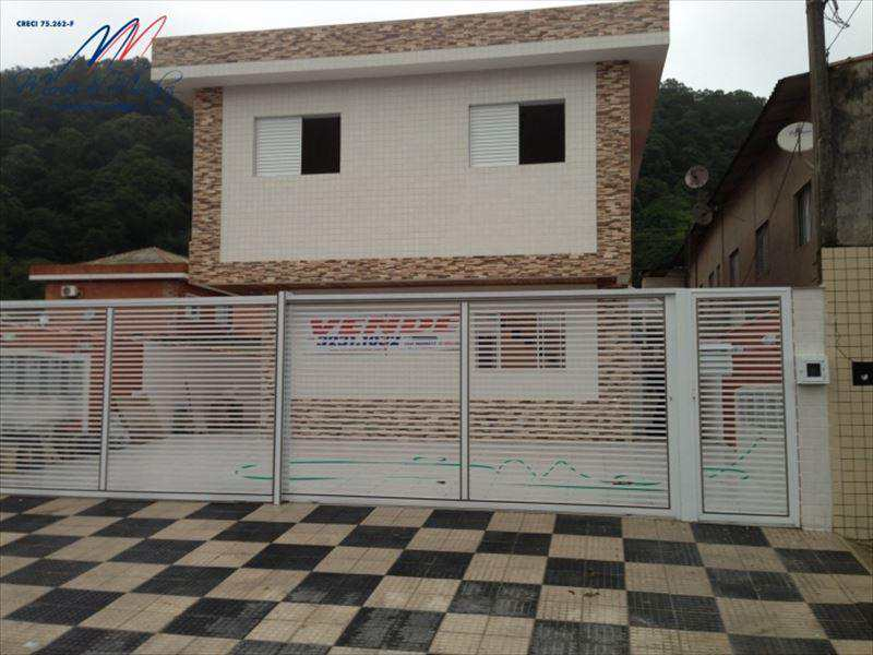 Casa de Condomínio em São Vicente, no bairro Japuí