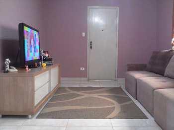 Apartamento, código 531500 em São Vicente, bairro Centro