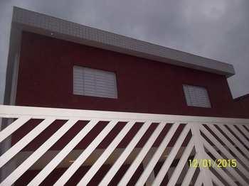Casa de Condomínio, código 519000 em São Vicente, bairro Jardim Rio Branco