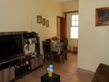 Apartamento, código 512100 em São Vicente, bairro Centro