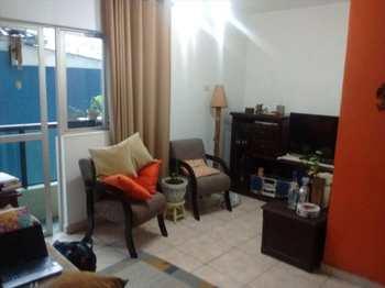 Apartamento, código 510200 em São Vicente, bairro Centro