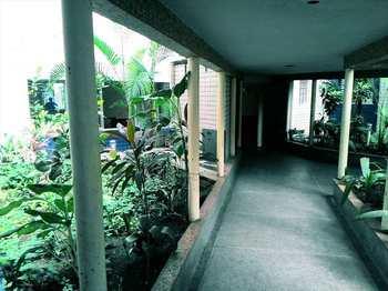 Kitnet, código 499400 em São Vicente, bairro Centro
