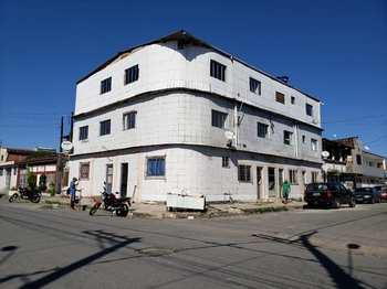 Casa, código 495100 em São Vicente, bairro Vila Matias