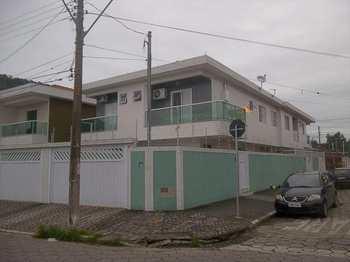 Sobrado, código 490000 em São Vicente, bairro Vila São Jorge