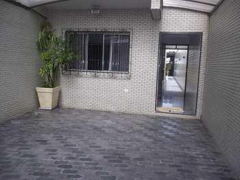 Sobrado, código 476100 em São Vicente, bairro Vila Cascatinha