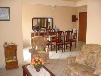 Apartamento, código 444300 em Praia Grande, bairro Guilhermina