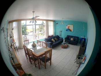 Apartamento, código 438400 em São Vicente, bairro Itararé