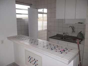 Apartamento, código 432700 em São Vicente, bairro Centro