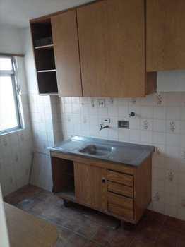 Apartamento, código 400500 em São Vicente, bairro Centro