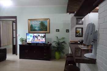 Apartamento, código 400100 em São Vicente, bairro Itararé