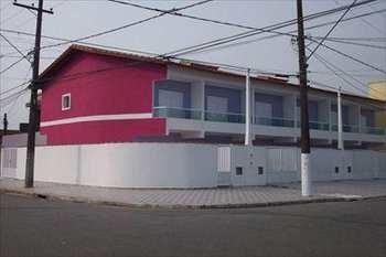 Casa de Condomínio, código 375800 em Praia Grande, bairro Sítio do Campo
