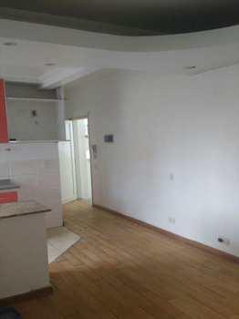 Apartamento, código 353000 em São Vicente, bairro Centro
