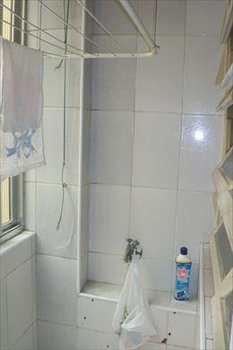 Apartamento, código 282700 em São Vicente, bairro Gonzaguinha