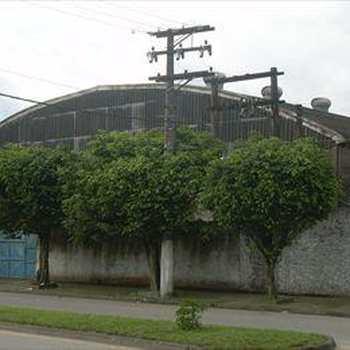 Galpão em São Vicente, bairro Cidade Naútica
