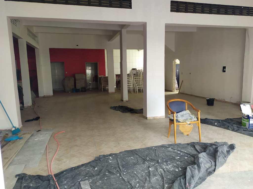 Salão em São Vicente, no bairro Cidade Naútica