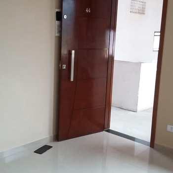 Apartamento em São Vicente, bairro Jardim Rio Branco
