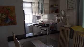 Apartamento, código 54744231 em São Vicente, bairro Centro
