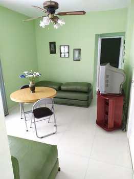 Apartamento, código 54744418 em São Vicente, bairro Itararé