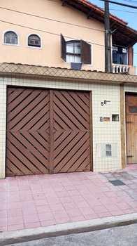 Sobrado, código 54744493 em São Vicente, bairro Vila Nossa Senhora de Fátima