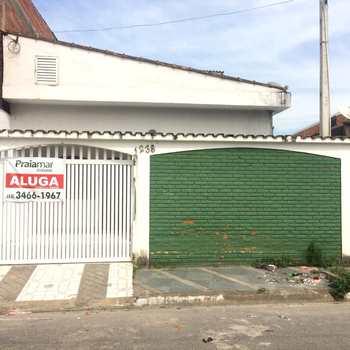 Casa em São Vicente, bairro Conjunto Residencial Humaitá