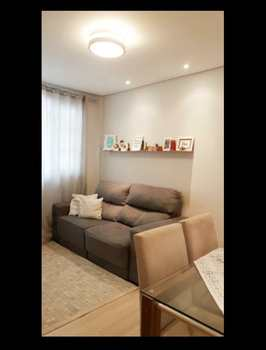 Apartamento, código 54744611 em São Vicente, bairro Itararé