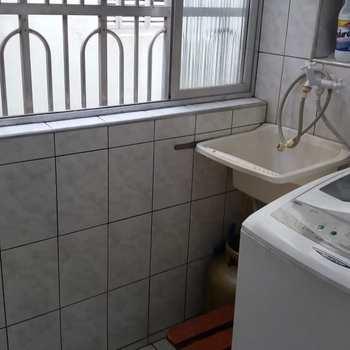 Apartamento em São Vicente, bairro Catiapoa